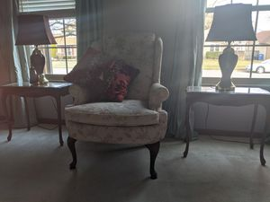 Antique Cherry set of Two end tables for Sale in Reynoldsburg, OH