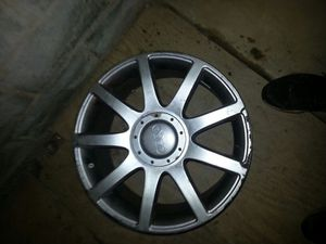 Audi Crome Rim 1. 19.5 inch $90 for Sale in Atlanta, GA