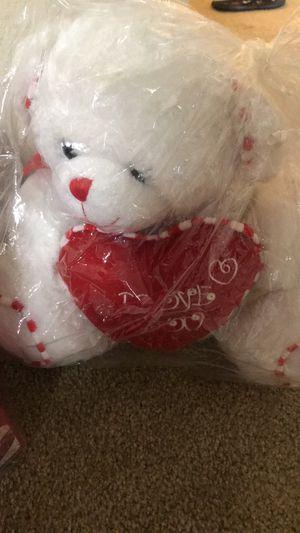 I love you teddy bear for Sale in El Cajon, CA