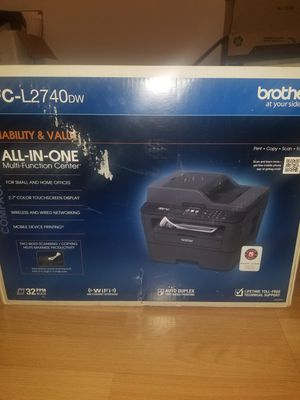 BROTHER ALL-IN-ONE LASER PRINTER for Sale in Los Angeles, CA