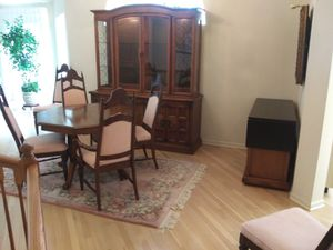 Antique dining room 9 piece set for Sale in Elk Grove Village, IL