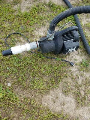 Flotec transfer pump 1/2hp for Sale in Holly, MI