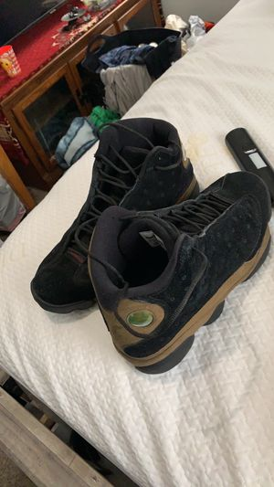Jordan 13 olives great shape $50 or best offer for Sale in Dawes, WV