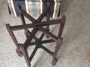 Folding antique table for Sale in Orlando, FL