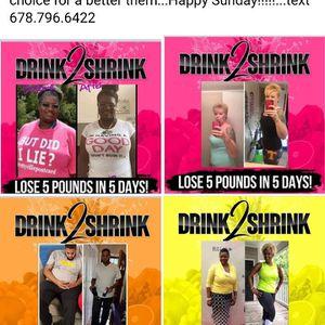 Drink2Shrink for Sale in Stonecrest, GA