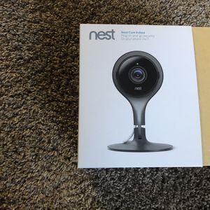 Nest Indoor Camera - Nest Cam for Sale in Franconia, VA