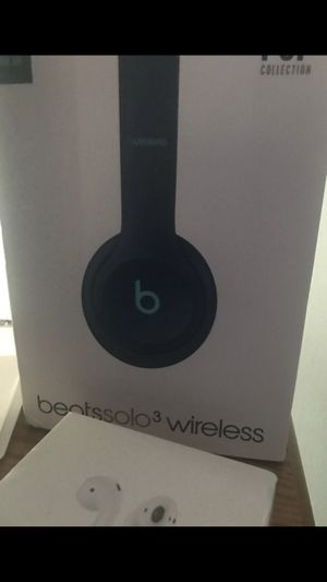 Beats solo 3 wireless for Sale in Garfield Heights, OH
