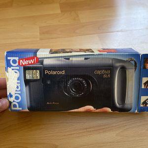 Vintage Polaroid captiva SLR for Sale in Whittier, CA