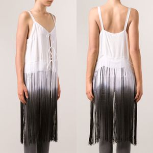 Raquel Allegra silk fringe camisole size 0 XS for Sale in Hermosa Beach, CA