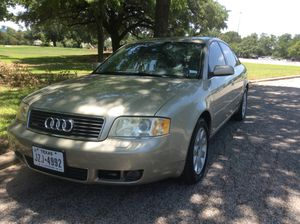 2002 Audi A6 for Sale in Dallas, TX