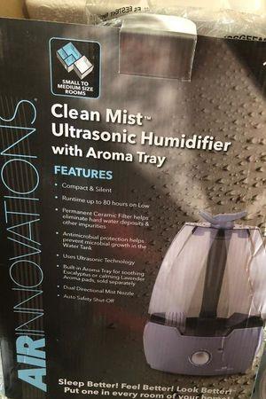 Ultrasonic 1.6 Gallon Humidifier for Sale in Pompano Beach, FL