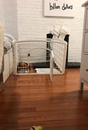 Dog play pen! for Sale in New York, NY