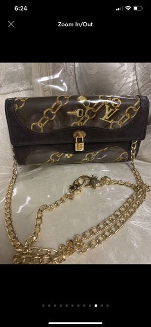 Authentic Louis Vuitton Limited Edition Wallet for Sale in Las Vegas, NV