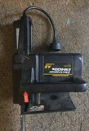 Chainsaw for Sale in Peabody, MA