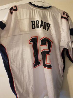 Patriots Jersey NFL Tom Brady for Sale in Palmdale, CA