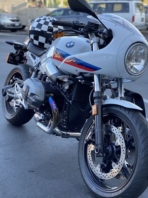 2018 BMW R NINE T RACER Edition for Sale in Irvine, CA