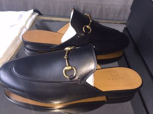 Gucci leather princetown loafers for Sale in San Francisco, CA