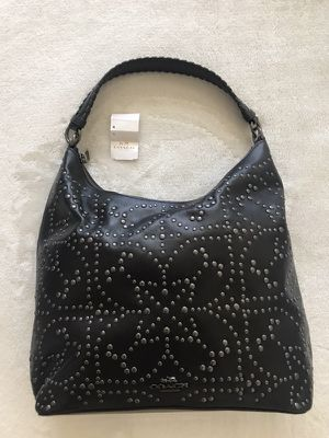 brand new- leather COACH PURSE, originally $895! for Sale in Austin, TX