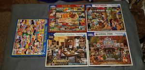 White Mountain puzzles for Sale in Boyceville, WI