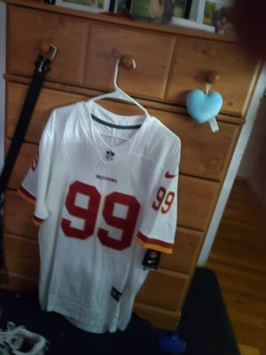 Chase Young #99 Redskins Jersey for Sale in Rockville, MD