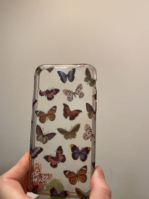 Cute butterfly Case for iPhone X for Sale in Murrieta, CA