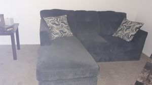 """Whole comfy living room set. Have to pick up Sofa, 1 wide marble table, 2 small marble tables, 1 36"""" LG Flatscreen and stand. XBOX not included for Sale in North Chesterfield, VA"""