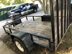 Us cargo 5x8 trailer for Sale in Waterbury, CT
