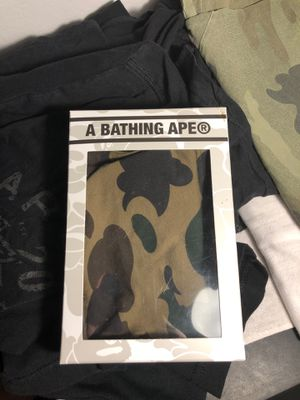 Bape Boxers size L = M for Sale in West Covina, CA
