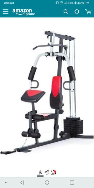Home gym weight set for Sale in Fresno, CA