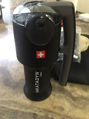Katadyn Vario Dual Technology Water Bottle MicroFilter for Sale in Anchorage, AK