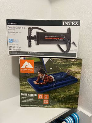 Air mattress/ Cots for Sale in Fort Worth, TX