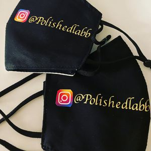 Personalized Business Logos and Promotion on FaceMasks! SALE!!! for Sale in Miami, FL