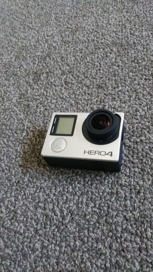 GoPro Hero 4 (Best Offer) $250