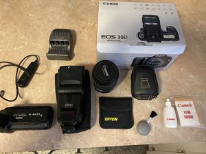 Canon Camera Lot As - is for Sale in Spring Hill, FL