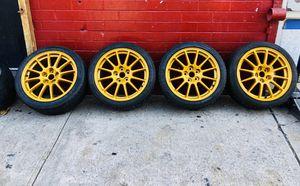 Evo x rims for Sale in Brooklyn, NY