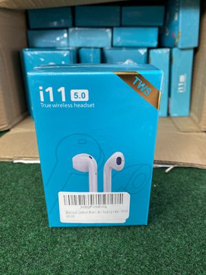 i11 wireless Bluetooth earbuds headphones Apple android for Sale in Cedar Park, TX