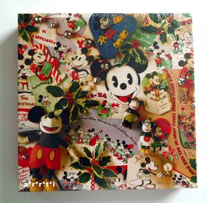 Vintage Mickey Christmas Memories 500 Piece Puzzle for Sale in Marietta, GA