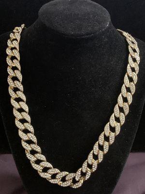 Chain 18kt Gold Plated (Please Read Description) for Sale in Bainbridge Island, WA
