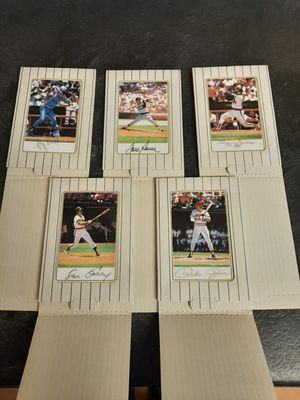 Armstrong's Pro Ceramic Baseball Cards for Sale in Bensenville, IL