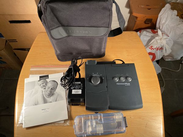 Respironics REMstar Plus M Series Heated Humidifier CPap
