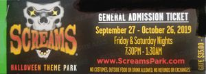 SCREAMS Halloween Theme Park for Sale in Dallas, TX