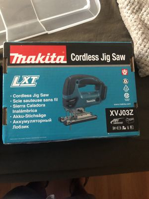 Makita Jigsaw for Sale in Los Angeles, CA