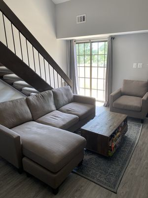 Couch & Chair Set for Sale in Alexandria, VA