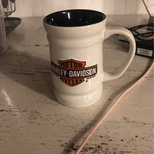 Harley Davidson Coffee Cup for Sale in Madera, CA