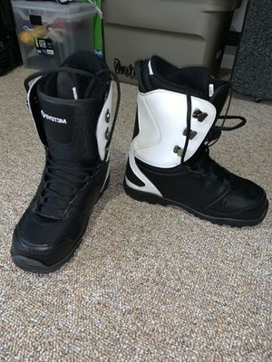 Syst3m APX Snowboard Boots and Insulation liner (Size 11). for Sale in Traverse City, MI