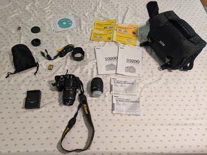 Nikon D3200 SLR Camera for Sale in Austin, TX