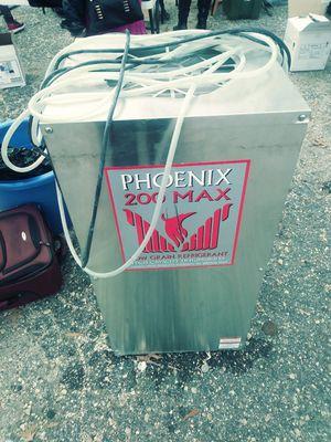 Phoenix dehumidifier 200 max for Sale in Washington, DC