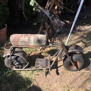 Doodle bug mini bike nearly complete for Sale in San Diego, CA