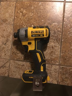 Dewalt Cordless Impact Driver for Sale in Kingsburg, CA