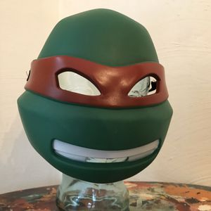 Teenage Mutant Ninja Turtles Plastic Face Mask for Sale in Golden, CO